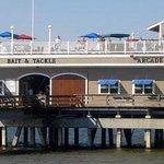 Ocean View Fishing Pier Restaurant Photo