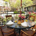 Cafe Provence at The Petersen Village Inn Photo