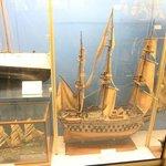 Mosel boat display