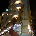 Le Hard Rock Café de Beyrouth