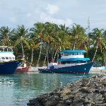 Pier of Maafushi