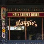 Maggie's Diner From Wild Hogs Movie Set