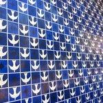 Azulejos de Athos Bulcão