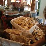 Pane per la colazione