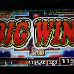 decent wins in the casino