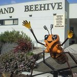 The old Beehive