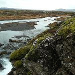 Near Pingvellir National Park