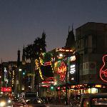 Hollywood Blvd / Highland Area - Short Walk
