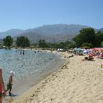 beach nearest anna's house