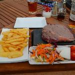 Local Rump Steak