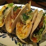 happy hour menu Carnita Street Tacos! you get 2 per order.