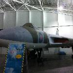 "Avro Hawker Siddeley Mk II ""Vulcan"", S/N XM573"