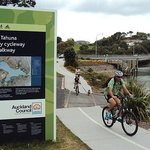 Orewa – Te Ara Tahuna Estuary Cycleway