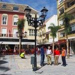 La Plaza de los Chinorros