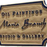 Maria Branch Oil Paintings