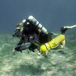 Diving a rebreather