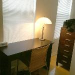 Room #3 desk and dresser