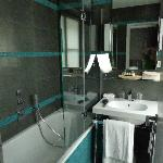 """Salle de bain"" of the GP Suite."