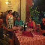 encore une bonne soiree entre amies accueilli par la patronne une bonne table et le service au