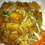 Pad Thai with Tofu @ Tong Phoon Thai Restaurant