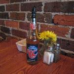 sauce served in soda bottles, The Basics