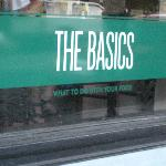 streetfront of The Basics