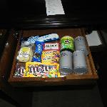 Some more items from the mini-bar