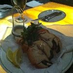 Stone Crab Claws~ another delicious entree!