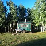 geyser pass hut
