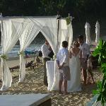 Wedding at Beach club Nice !!!!!
