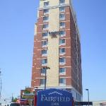 Fairfield Inn Long Island Manhattan View