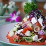 Greek Salad a'la Taksu
