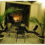 Balcony / Smoking Lounge