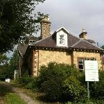 The lovely Urr Lodge