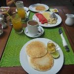 What a Breakfast!!!
