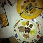 Paté and Escargot