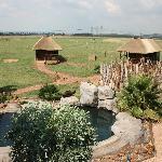 Die Safarizelte