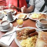 Desayunos de menú