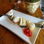 Delicious Dessert Sampler