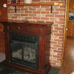 New Gas Fireplace