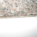Mold in caulk in tub