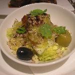 ensalada de trigo libanesa