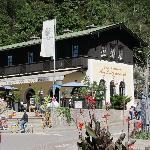 Cafe Am Luitpoldpark Foto