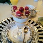 Una deliziosa colazione