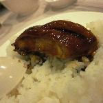 'Chiang' Duck with Plain Rice