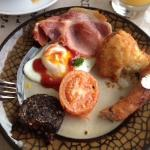 mini Irish breakfast