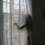 Mannequin Outside Room 204