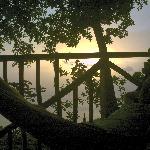 Sunset at the Manicou