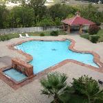 A Texas Shaped Pool