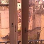 balconcino sui sassi